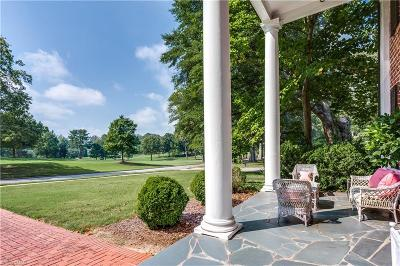 Greensboro Single Family Home For Sale: 510 Country Club Drive