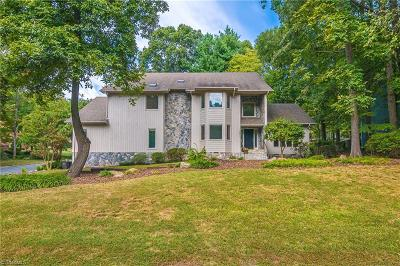 Greensboro Single Family Home For Sale: 3801 Obriant Place