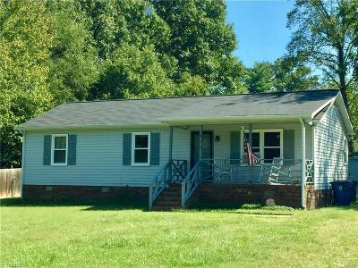Greensboro Single Family Home For Sale: 812 Bluefield Road
