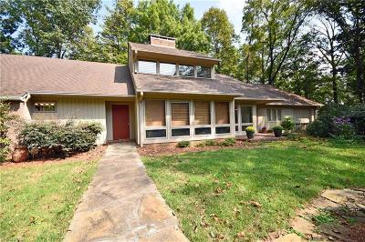 Lewisville Single Family Home For Sale: 9090 River Path Road