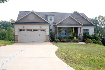 Summerfield Single Family Home For Sale: 5617 Crooked Oak Drive