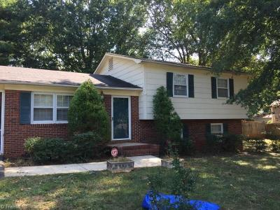 King NC Single Family Home For Sale: $132,900