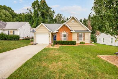 Forsyth County Single Family Home Due Diligence Period: 381 Walden Ridge Court