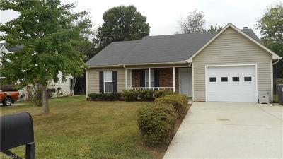 Forsyth County Single Family Home For Sale: 2055 Ardmore Village Lane