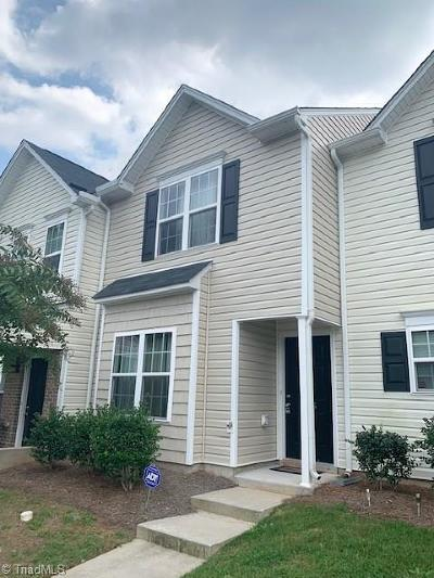 Greensboro Condo/Townhouse For Sale: 105 Swan Haven Lane