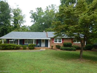 Forsyth County Single Family Home For Sale: 1841 Turfwood Drive