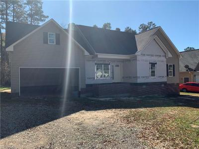 Forsyth County Single Family Home For Sale: 340 Merrell Drive