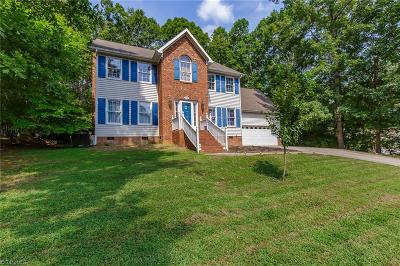 Guilford County Single Family Home For Sale: 1117 New Hampshire Drive