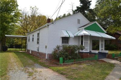 Greensboro Single Family Home For Sale: 403 Lowdermilk Street