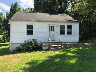 High Point Single Family Home For Sale: 203 Hedgecock Road