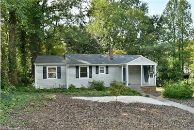 Ardmore Single Family Home For Sale: 1312 Revere Road