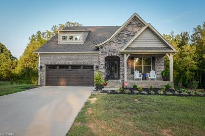 Kernersville Single Family Home For Sale: 300 Celo Knob Trail
