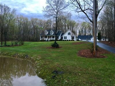Lexington Single Family Home For Sale: 2624 Jerusalem Road