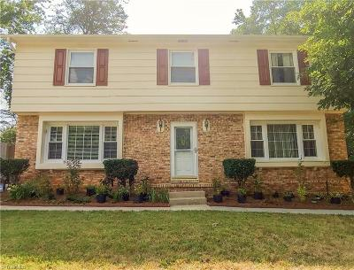 Greensboro Single Family Home For Sale: 2406 Bywood Road