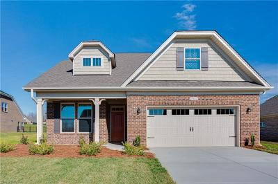 Clemmons NC Single Family Home For Sale: $369,575