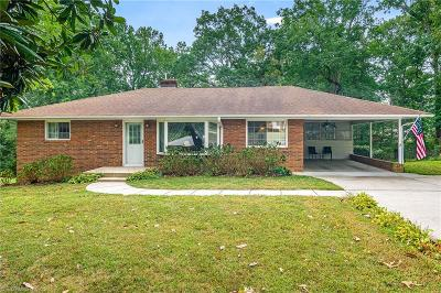 High Point Single Family Home For Sale: 1104 Dalewood Avenue
