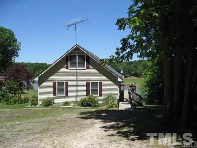 Single Family Home For Sale: 384 Holly Drive