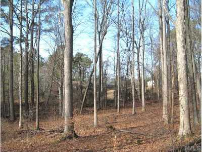 Wake County Residential Lots & Land For Sale: 9616 Fayetteville Road