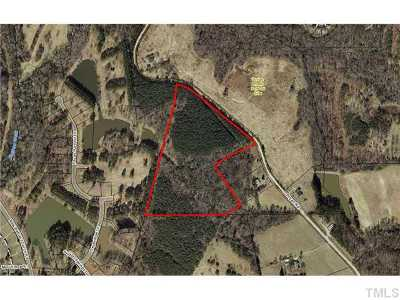Wake County Residential Lots & Land Pending: 8230 Bryan Road