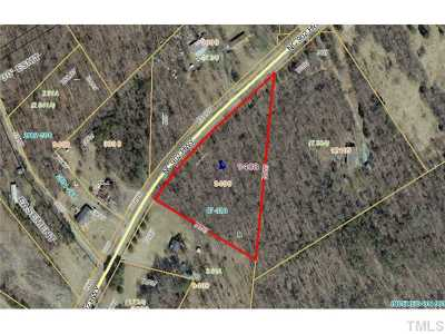 Residential Lots & Land Pending: Nc 902 Highway