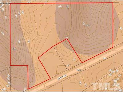 New Hill NC Residential Lots & Land For Sale: $595,500