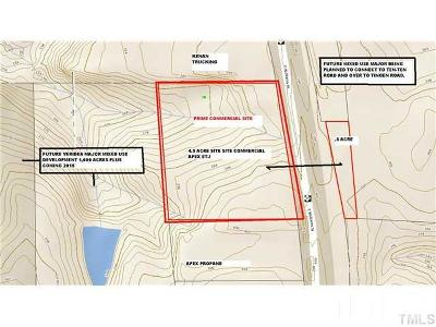 Residential Lots & Land For Sale: 1700 E Williams Street