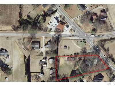 Wake County Residential Lots & Land For Sale: 6504 Sunset Lake Road