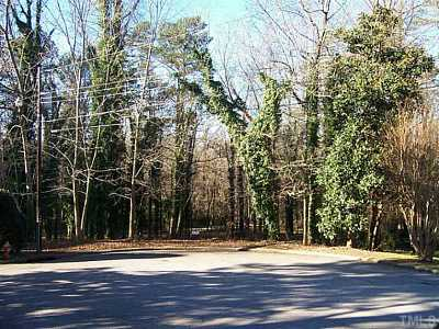 Wake County Residential Lots & Land For Sale: 3501 Chaucer Place