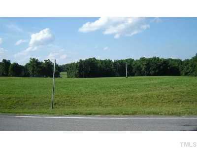 Durham County Residential Lots & Land For Sale: 10679 South Lowell Road