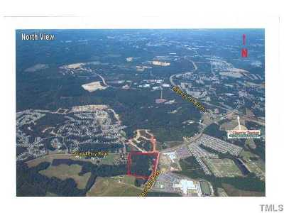 Wake County Residential Lots & Land For Sale: 1601 Avent Ferry Road