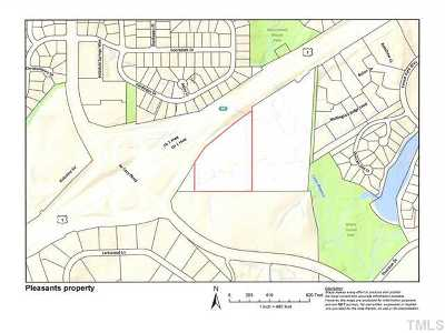 Wake County Residential Lots & Land For Sale: Cary Parkway