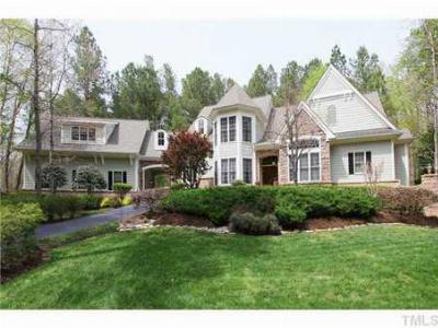 Single Family Home Sold: 649 Olde Thompson Creek Road