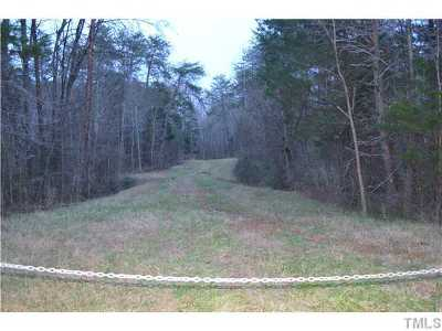 Mebane Residential Lots & Land For Sale: Tate Avenue