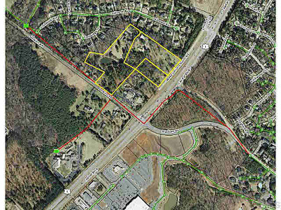 Wake County Residential Lots & Land For Sale: 12811 Wake Union Church Road