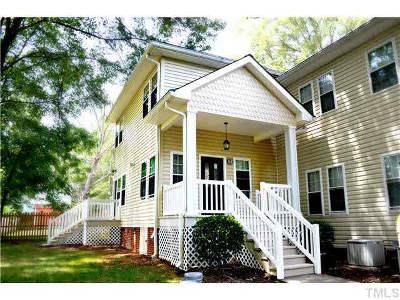 Durham Rental Pending: 1015 Ninth Street #1