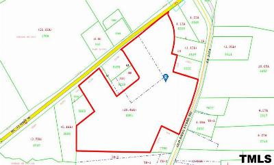 Commercial Lots & Land For Sale: 6109 W Nc 42 Highway