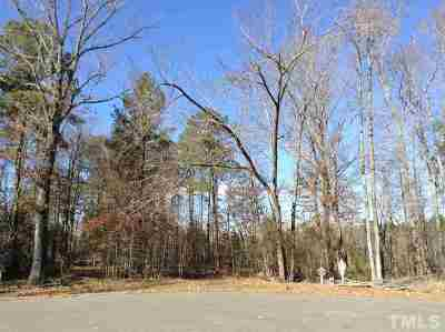 Colvard Farms Residential Lots & Land For Sale: 73 Fairstone Court