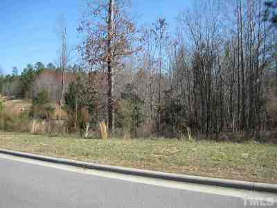 Wake County Residential Lots & Land For Sale: 6000 Rogers Road