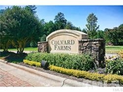 Colvard Farms Residential Lots & Land For Sale: 388 Crimson Oak Drive