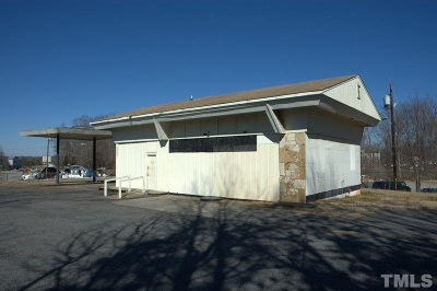 Hillsborough Commercial For Sale: 1812 S Nc 86 Highway