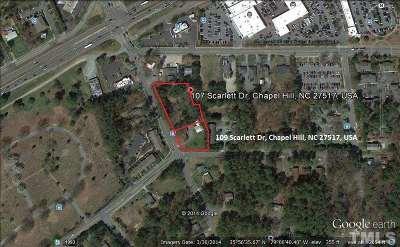 Orange County Residential Lots & Land For Sale: 107 Scarlett Drive