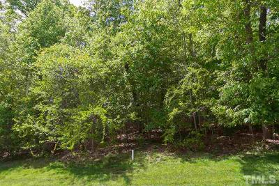 Chatham County Residential Lots & Land For Sale: 11412 Governors Drive