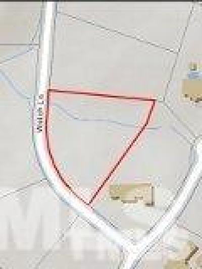 Wake County Residential Lots & Land For Sale: 1008 Welch Lane