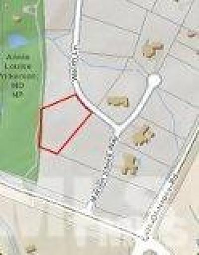 Wake County Residential Lots & Land For Sale: 1009 Welch Lane