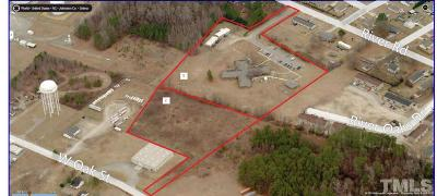 Johnston County Commercial For Sale: 1101 River Road