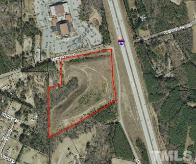 Wake County Residential Lots & Land For Sale: 3908 Tarheel Club Road