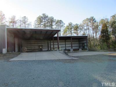 Bear Creek NC Commercial For Sale: $295,000