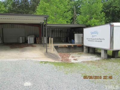 Bear Creek NC Commercial For Sale: $199,000
