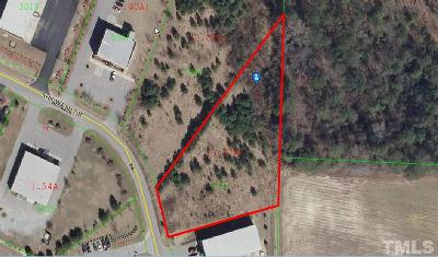 Garner NC Commercial Lots & Land For Sale: $249,900