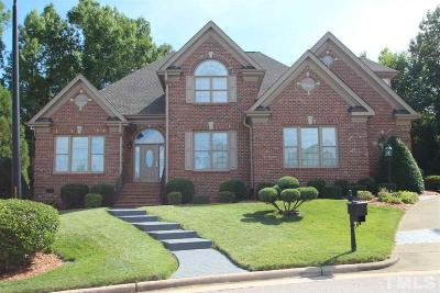 Wakefield Single Family Home For Sale: 2900 Magnolia Grove Court